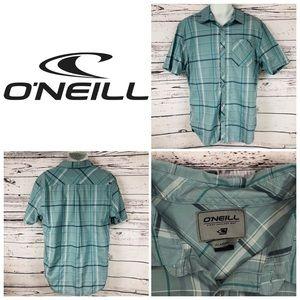 O'Neill Men's short sleeve button up